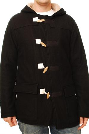 Пальто Denham. Цвет: черный