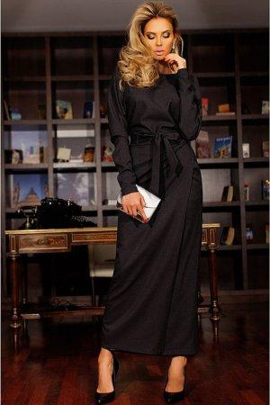 Платье BEZKO. Цвет: темно-серый