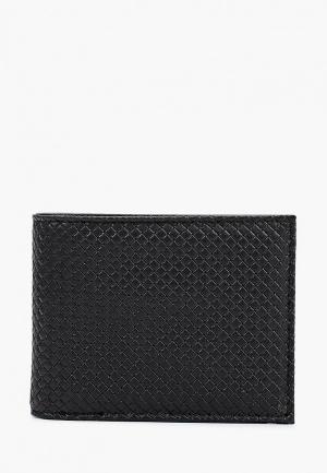 Кошелек Burton Menswear London. Цвет: черный