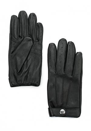 Перчатки Mango Man - CHARLES. Цвет: черный