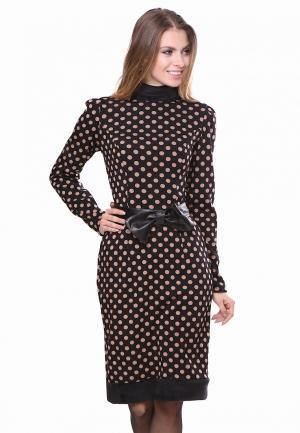 Платье Olivegrey STARBERY. Цвет: черный