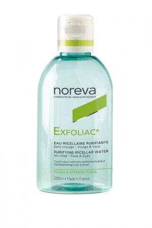 Мицеллярная вода 250 мл Noreva. Цвет: белый