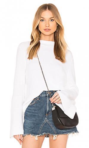 Пуловер 525 america. Цвет: белый