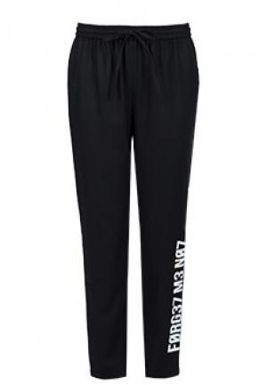 Спортивные брюки VALENTINO RED. Цвет: черный