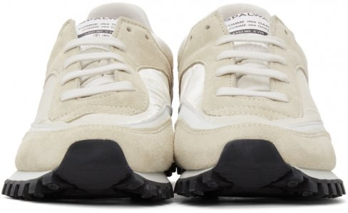 Off-White Spalwart Edition Hybrid Low Sneakers Comme des Garçons. Цвет: 2 white