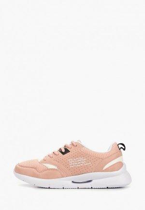 Кроссовки Trien. Цвет: розовый