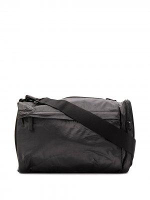 Маленькая спортивная сумка Y-3. Цвет: черный