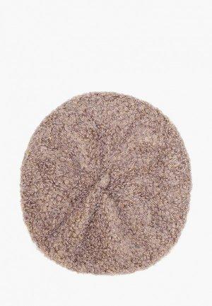 Берет Mango - GISELE. Цвет: коричневый