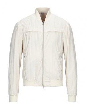 Куртка GEOSPIRIT. Цвет: слоновая кость
