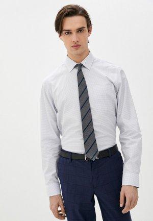 Рубашка Henderson. Цвет: серый