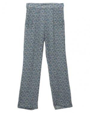 Повседневные брюки JEFF. Цвет: лазурный