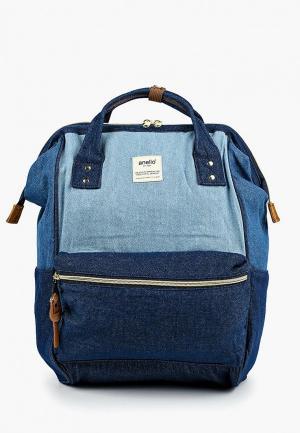 Рюкзак Anello REGULAR 15L. Цвет: синий