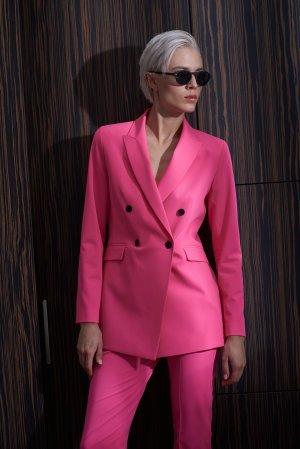 Жакет VASSA&Co. Цвет: розовый