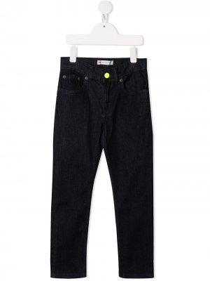Levis Kids джинсы кроя слим Levi's. Цвет: синий