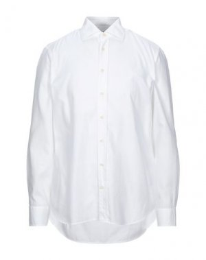 Pубашка BALDESSARINI. Цвет: белый