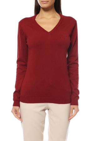Пуловер U.S. Polo Assn.. Цвет: vr014 красный