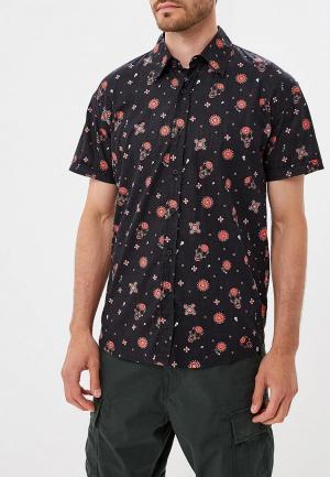 Рубашка 69slam. Цвет: черный
