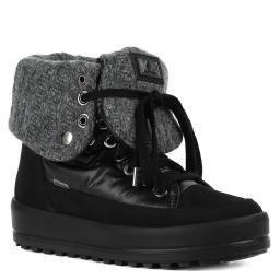 Ботинки 30207 черный JOG DOG