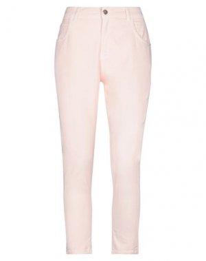 Повседневные брюки ATOS LOMBARDINI. Цвет: светло-розовый