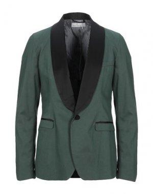 Пиджак MACCHIA J. Цвет: зеленый