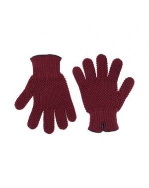 Перчатки HARMONT&BLAINE. Цвет: красно-коричневый