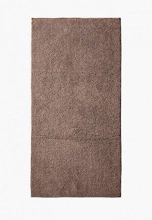 Коврик для ванной Tete-a-Tete MULTIMAKARON. Цвет: коричневый