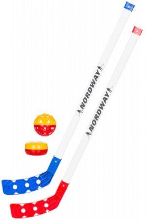 Ice hockey stick (детские) Nordway. Цвет: белый