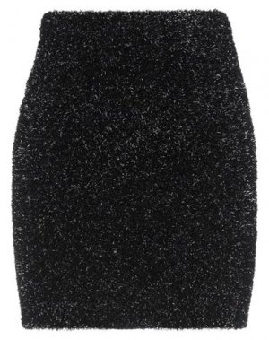 Юбка до колена ANIYE BY. Цвет: черный