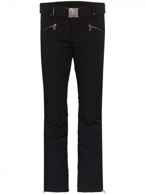 Лыжные брюки Franzi Bogner. Цвет: черный