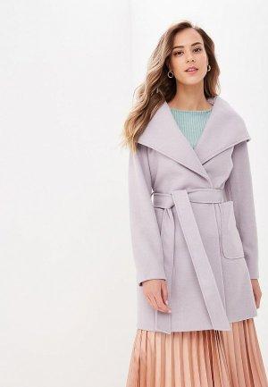 Пальто Baon. Цвет: серый