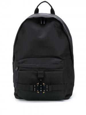 Рюкзак с пряжкой 1017 ALYX 9SM. Цвет: черный