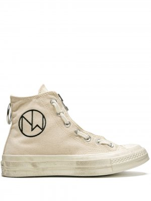 Кеды x Undercover Chuck 70 New Warriors Converse. Цвет: нейтральные цвета