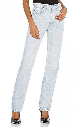 Прямые джинсы thalia Hudson Jeans. Цвет: none