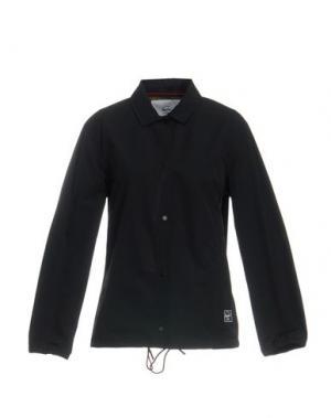 Куртка HERSCHEL SUPPLY CO.. Цвет: черный