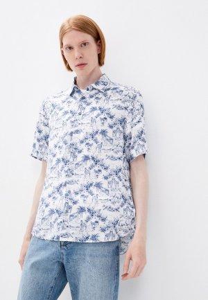 Рубашка Henderson SHS-0572. Цвет: синий