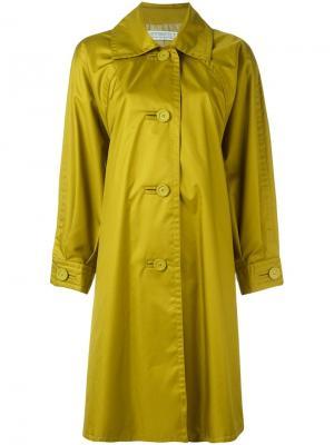 Куртка-ветровка Givenchy Vintage. Цвет: зелёный