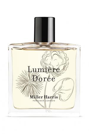 Парфюмерная вода Lumière Dorée, 100 ml Miller Harris. Цвет: без цвета