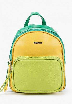 Рюкзак Adelia. Цвет: зеленый