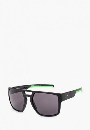 Очки солнцезащитные Tommy Hilfiger TH 1805/S 003. Цвет: черный