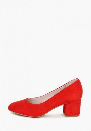 Туфли Alessio Nesca. Цвет: красный