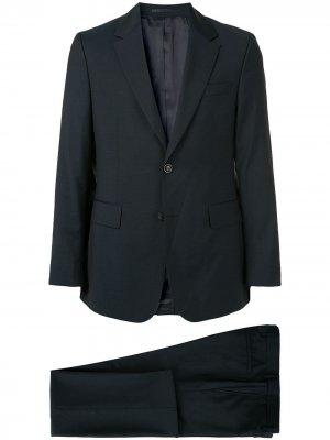 Классический костюм Cerruti 1881. Цвет: черный