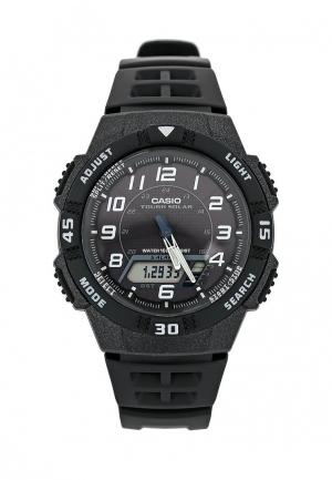 Часы Casio Collection AQ-S800W-1B. Цвет: черный