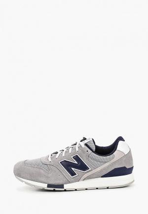 Кроссовки New Balance 996. Цвет: серый