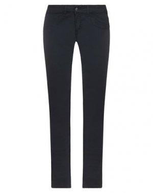 Повседневные брюки COMPAGNIA ITALIANA. Цвет: стальной серый