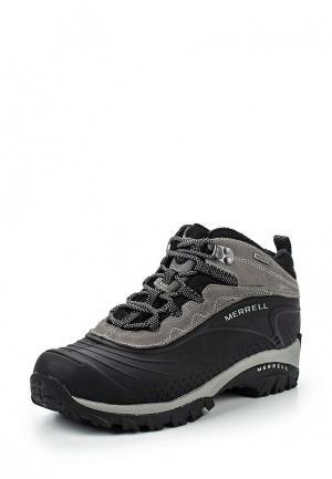 Ботинки трекинговые Merrell STORM TREKKER 6. Цвет: черный