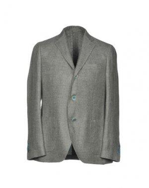 Пиджак PAVIN. Цвет: серый