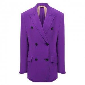 Жакет N21. Цвет: фиолетовый