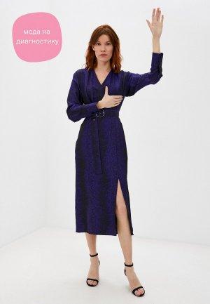 Платье Charuel. Цвет: фиолетовый