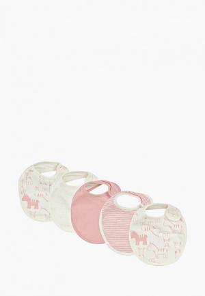 Комплект Marks & Spencer MA178HGEDEY1. Цвет: розовый