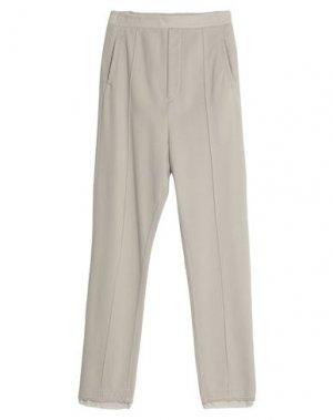 Повседневные брюки HAIDER ACKERMANN. Цвет: бежевый